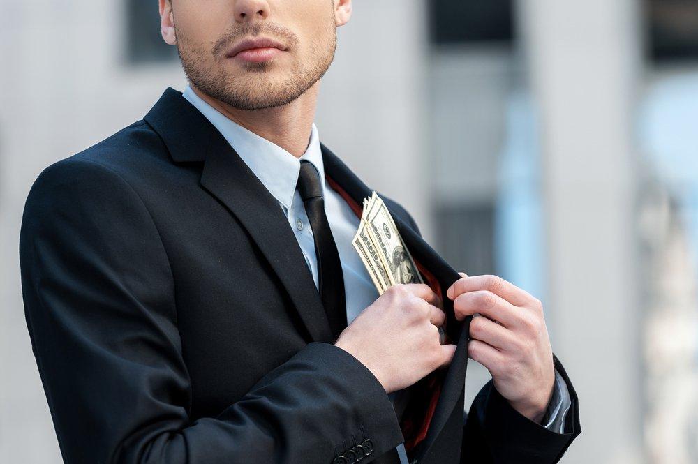 embezzlement cases